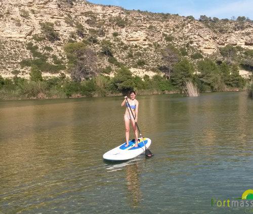 Paddle Surf. PortMassaluca