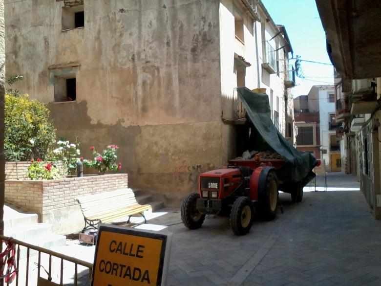 Comencem Casa rural El Niu