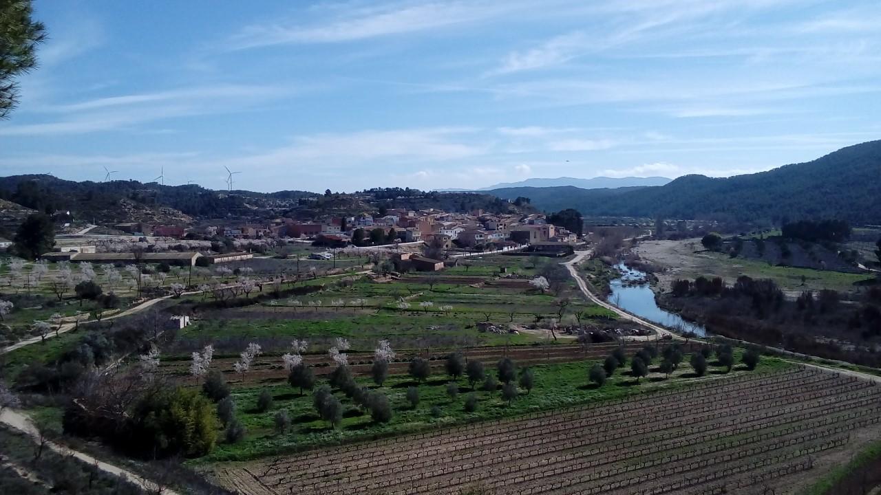 El buen tiempo llega a Caseres